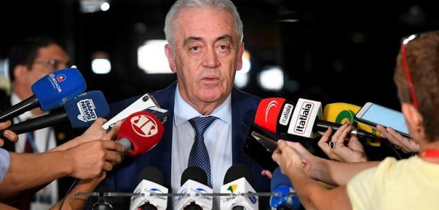 Senador Otto Alencar (PSD-BA) concede entrevista.rrFoto: Roque de Sá/Agência Senado